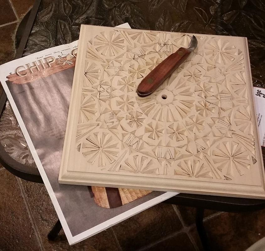 Carving tools arris studios